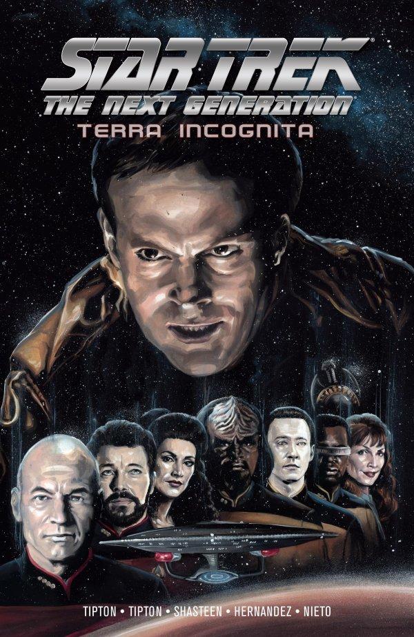 Star Trek: The Next Generation: Terra Incognita TP