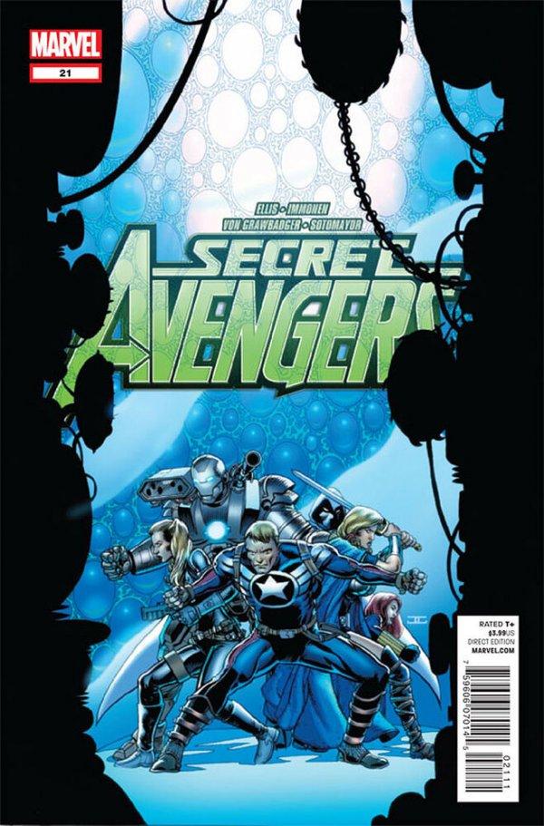 Secret Avengers #21