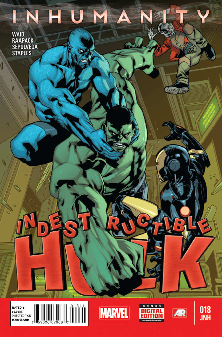 Indestructible Hulk #18.INH