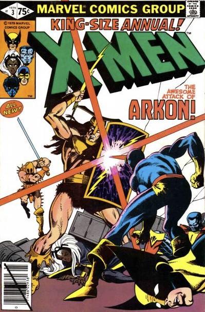 The X-Men Annual #3