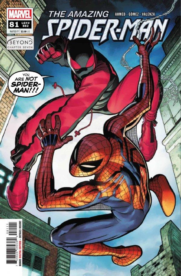 The Amazing Spider-Man #81