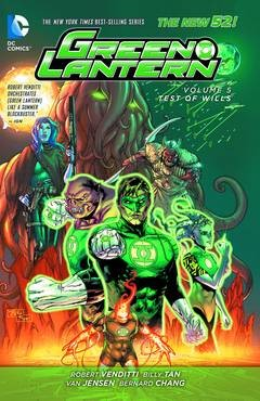 Green Lantern Vol. 5: Test of Wills TP