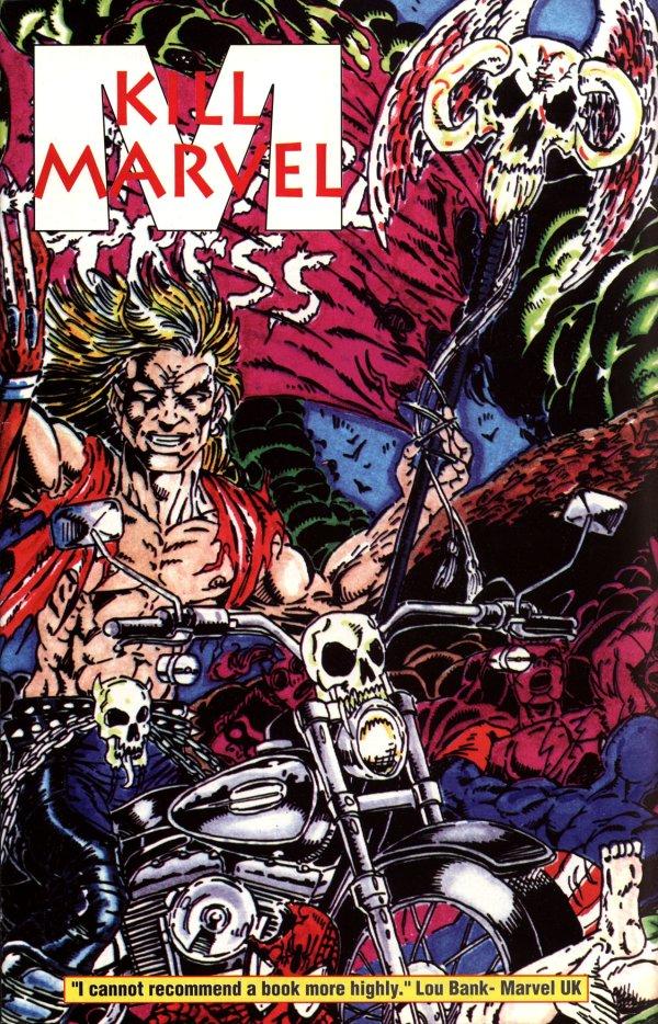 Kill Marvel #1