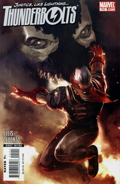 Thunderbolts #111