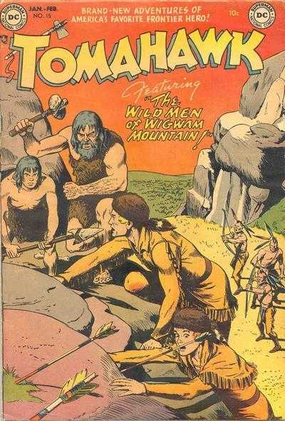 Tomahawk #15