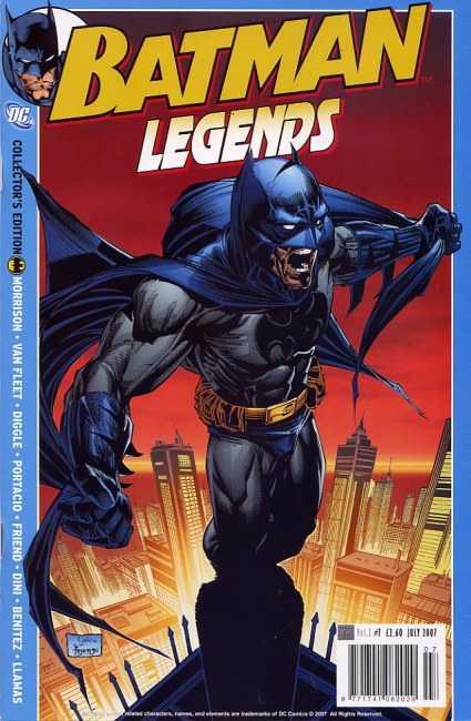Batman Legends #7