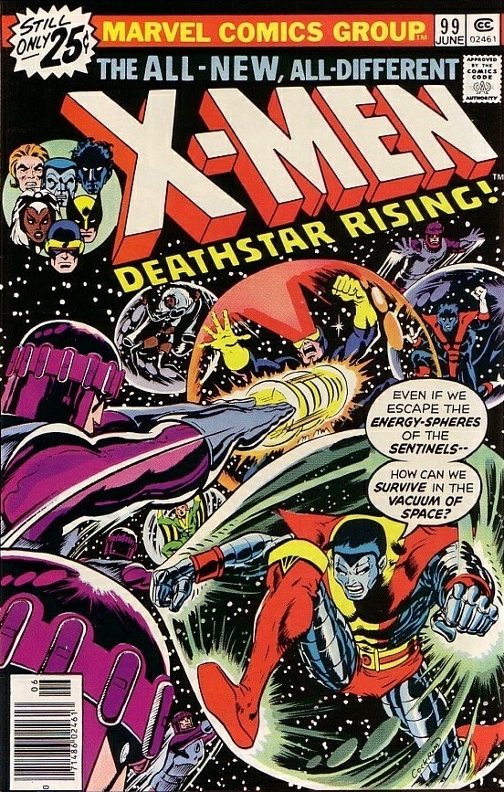 The X-Men #99