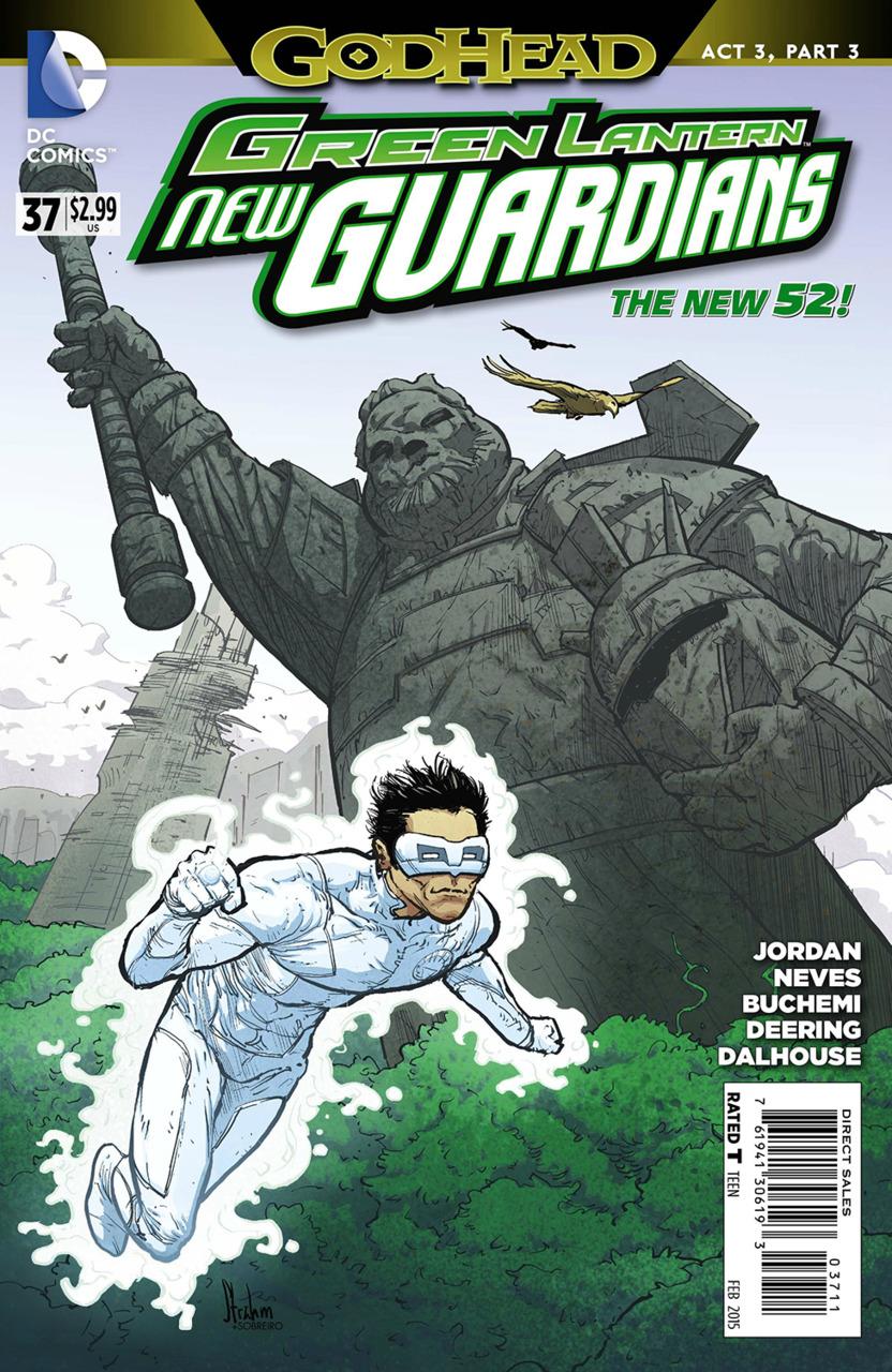Green Lantern: New Guardians #37