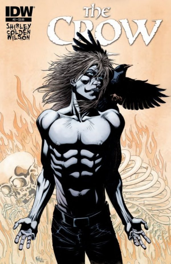 The Crow: Death and Rebirth #2