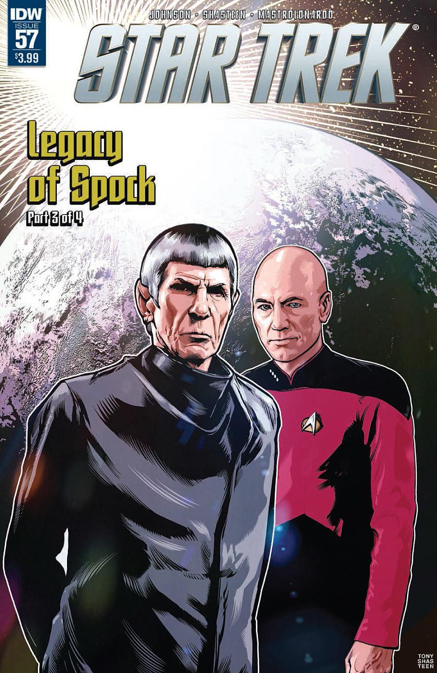 Star Trek #57
