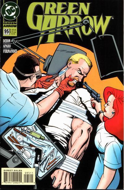 Green Arrow #95