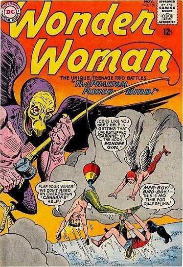 Wonder Woman #150