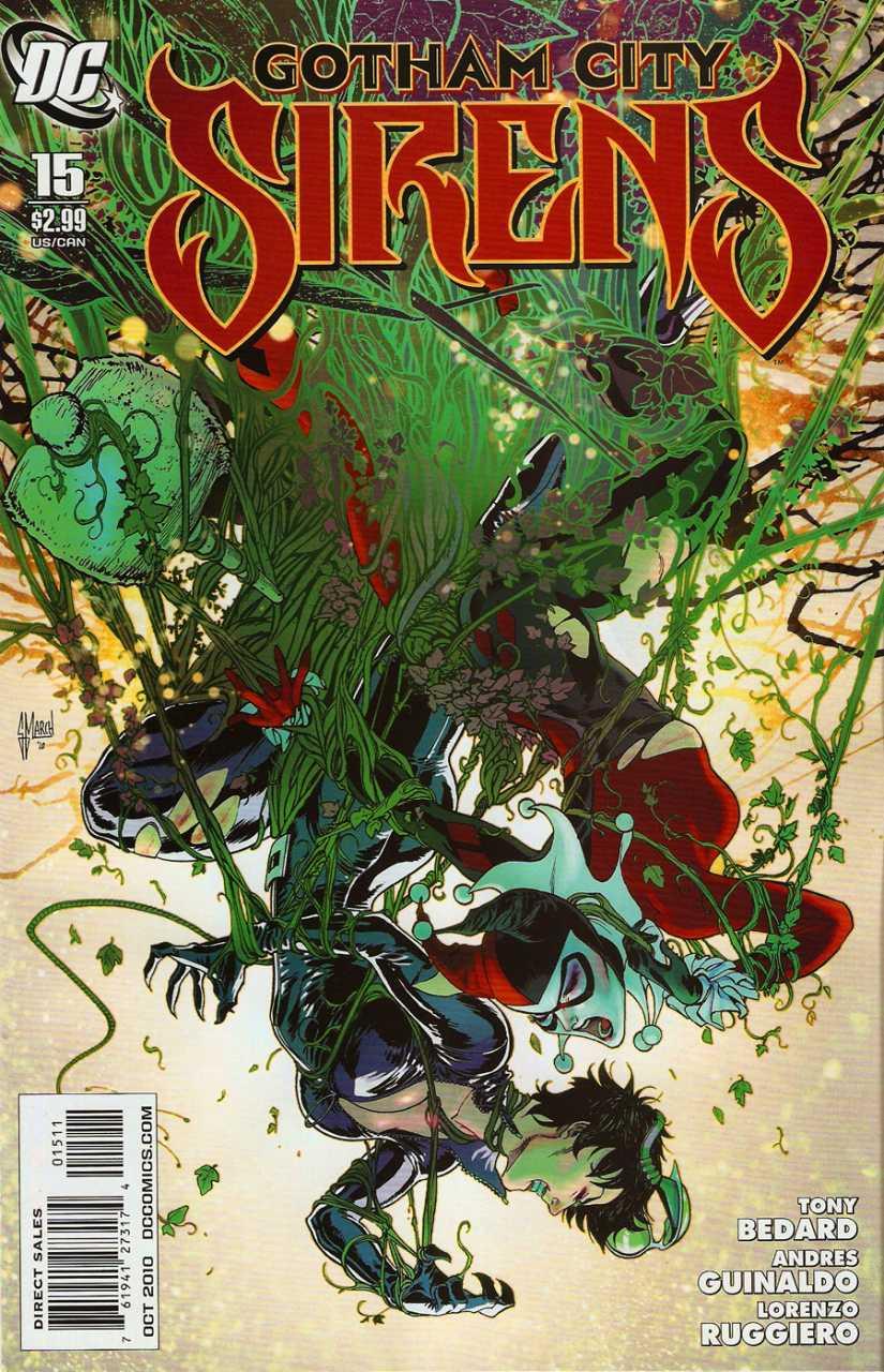 Gotham City Sirens #15