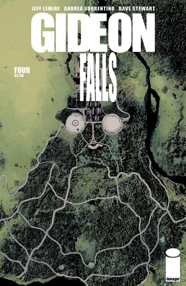 Gideon Falls #4