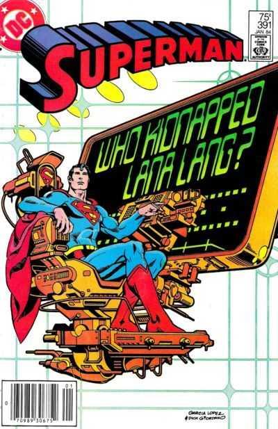 Superman #391