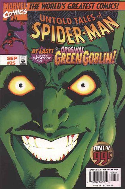 Untold Tales of Spider-Man #25