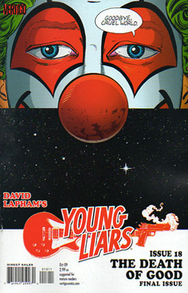 Young Liars #18