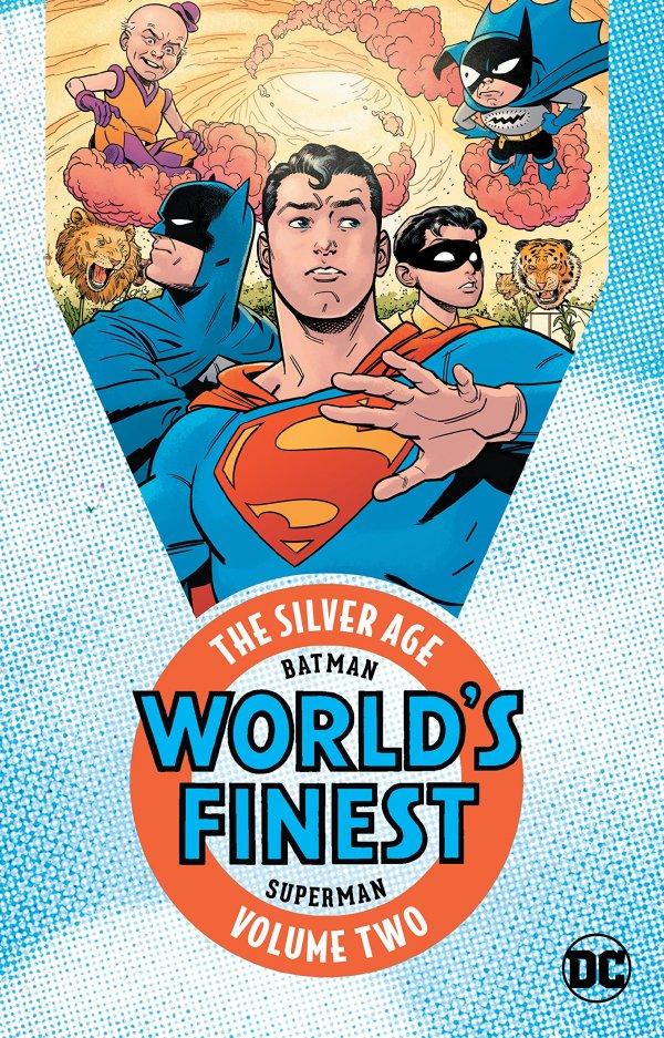 Batman & Superman In World's Finest: The Silver Age Vol. 2 TP