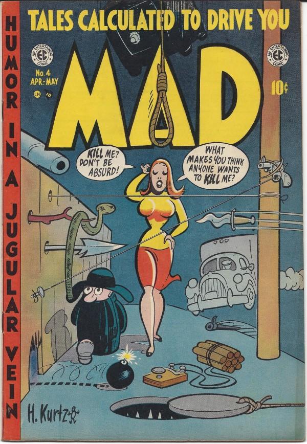 Mad #4