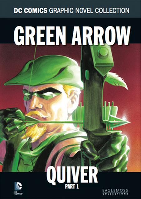 Dc Comics Graphic Novel Collection Vol 37 Green Arrow Quiver Part