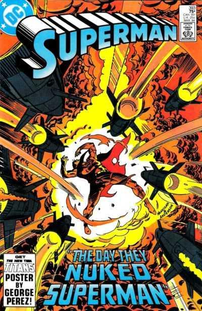 Superman #393