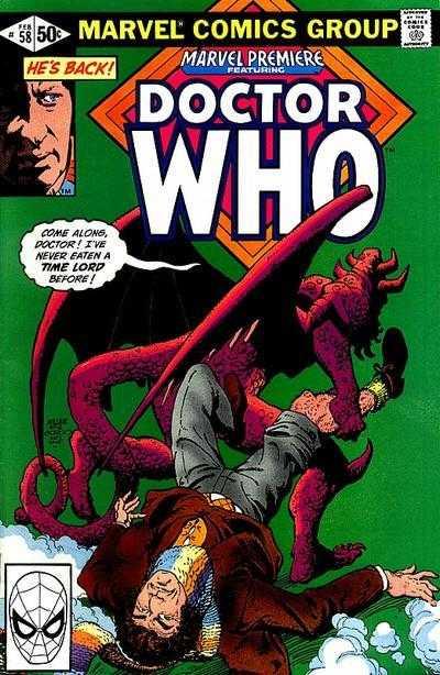Marvel Premiere #58