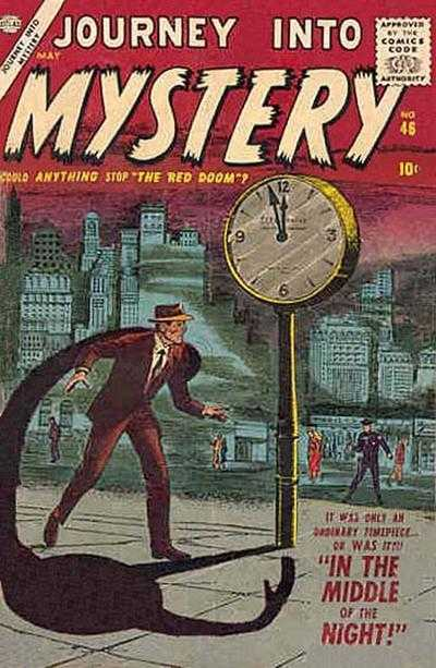 Journey into Mystery #46