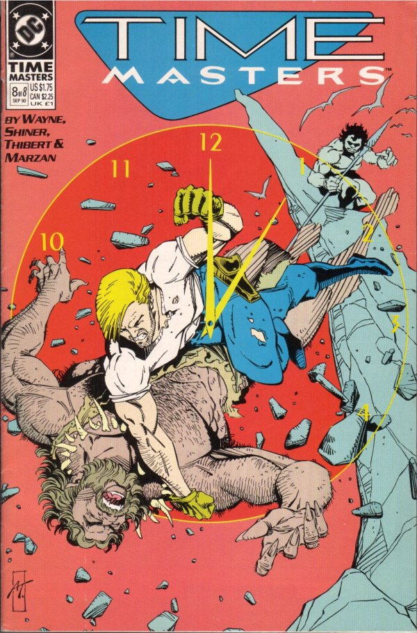 Time Masters #8