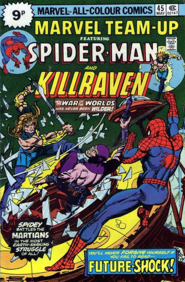 Marvel Team-Up #45