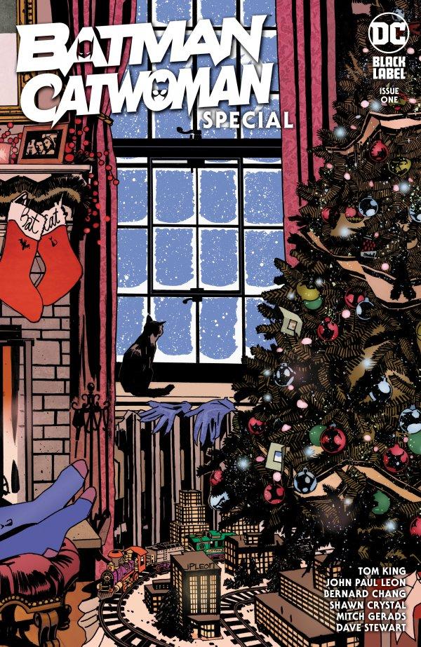 Batman / Catwoman Special #1