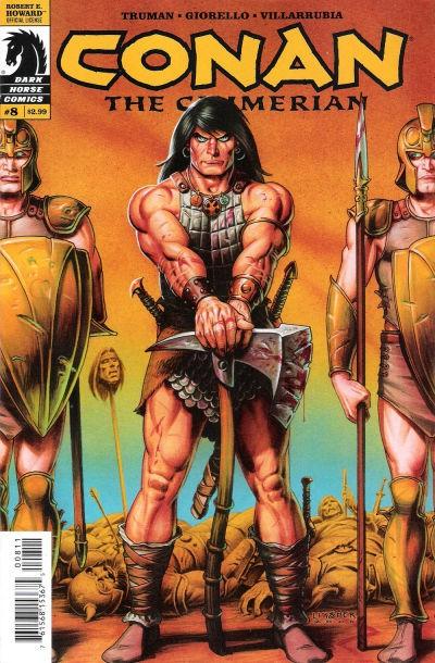 Conan the Cimmerian #8