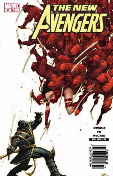 The New Avengers #27