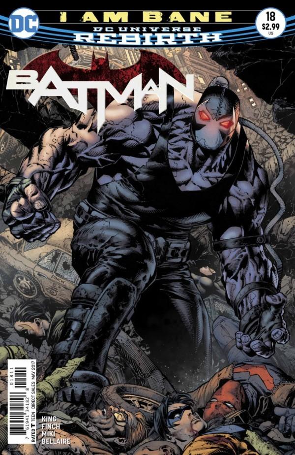 Batman #18