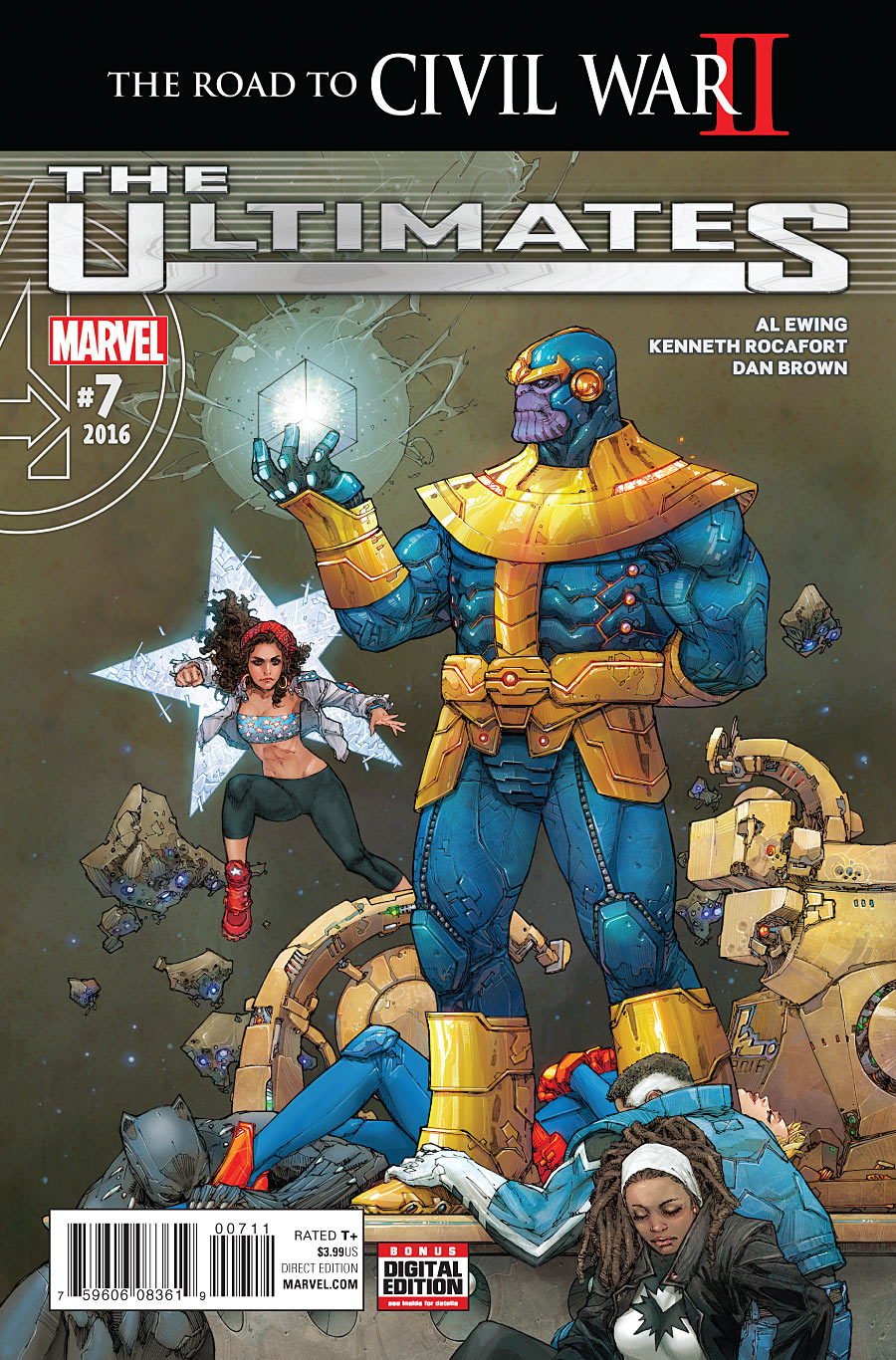 The Ultimates #7