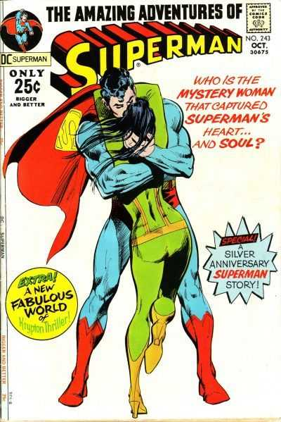 Superman #243