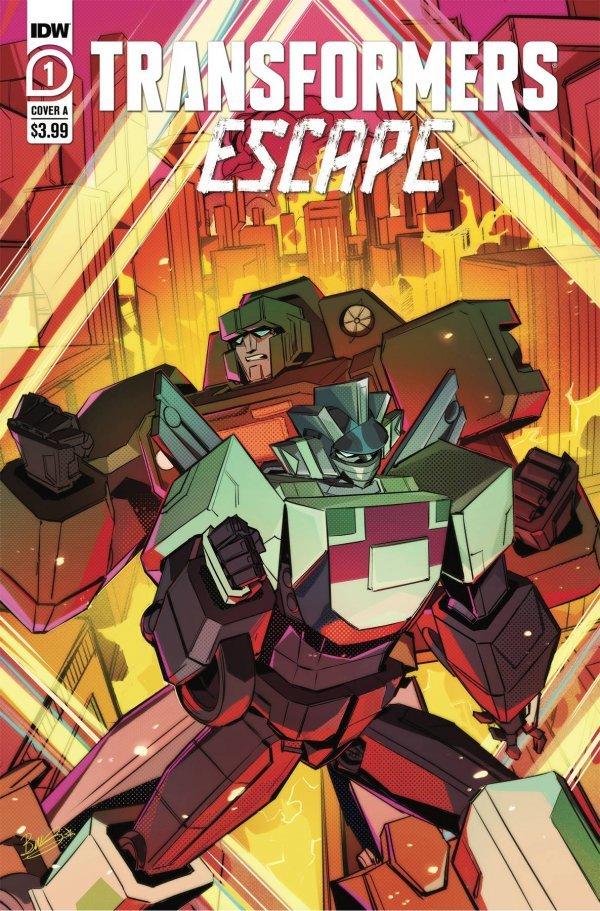 Transformers: Escape #1