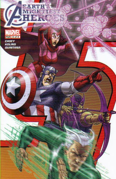 Avengers: Earth's Mightiest Heroes #8