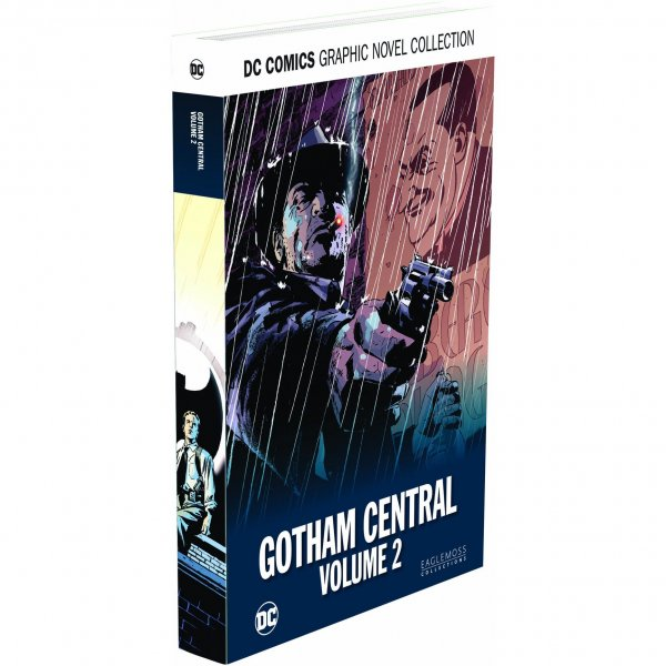 DC Comics Graphic Novel Collection Deluxe Special Edition: Vol 3: Gotham Central: Vol 2 HC