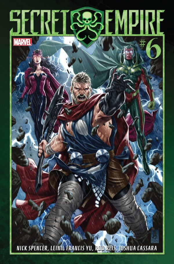 Secret Empire #6