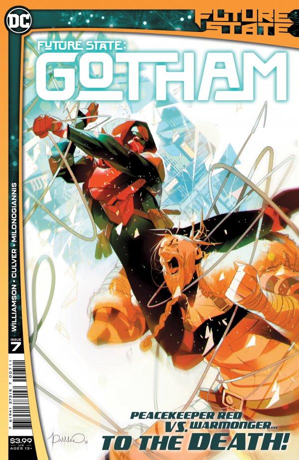 Future State: Gotham #7