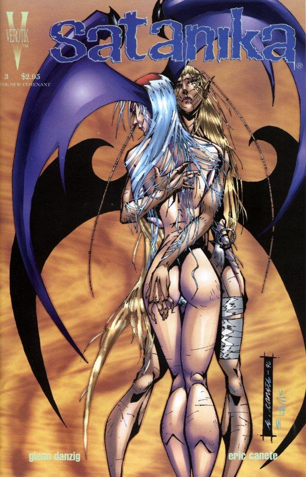 Satanika #3