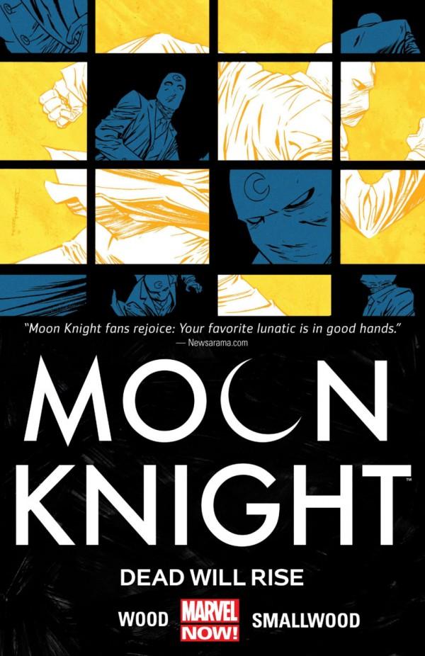 Moon Knight Vol 2: Dead Will Rise TP