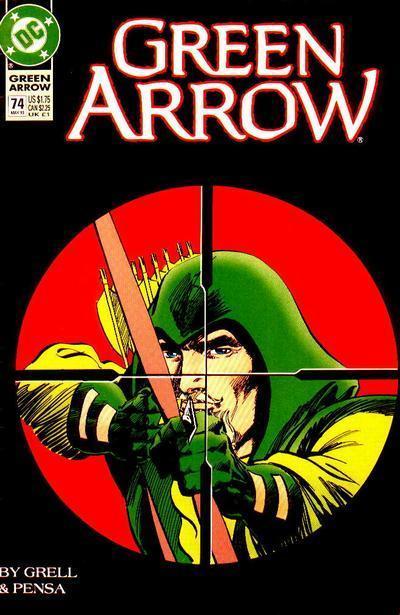 Green Arrow #74