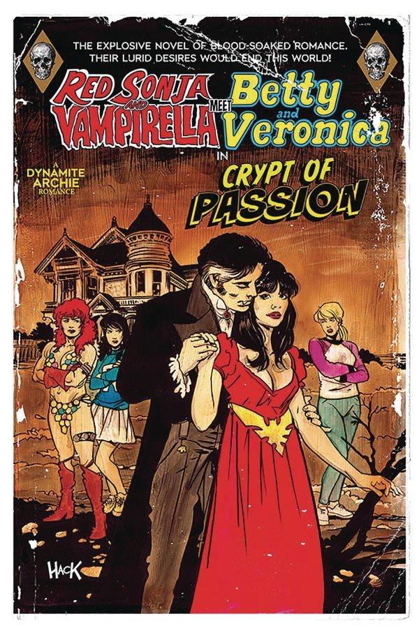Red Sonja & Vampirella Meet Betty & Veronica #9