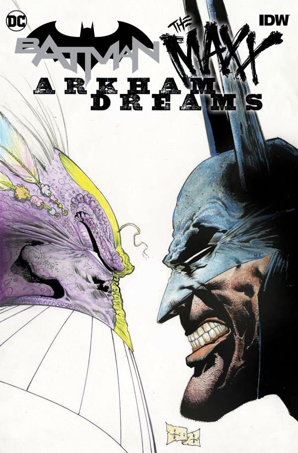 Batman / The Maxx: Arkham Dreams #1
