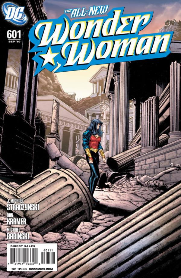 Wonder Woman #601