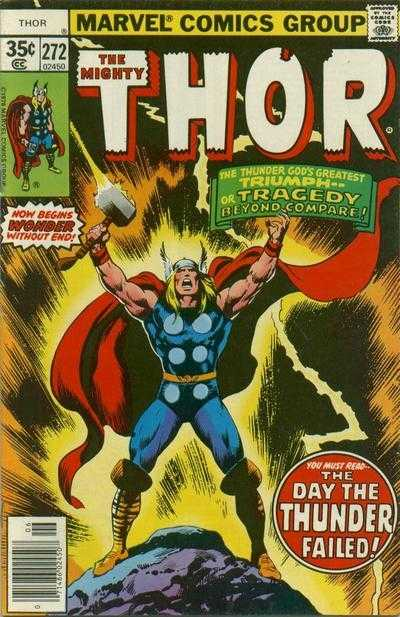 The Mighty Thor #272