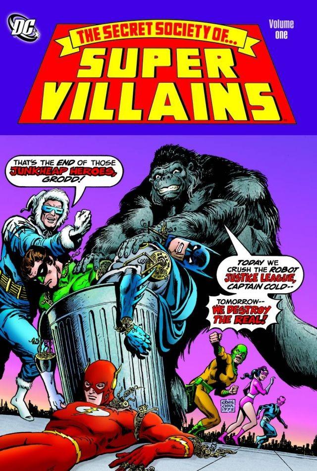 Secret Society of Super Villains Vol. 1 TP