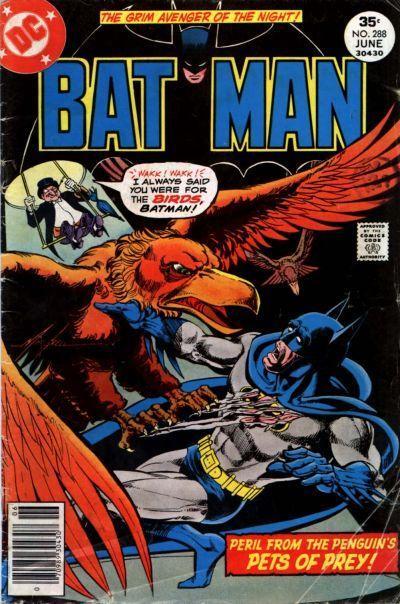 Batman #288