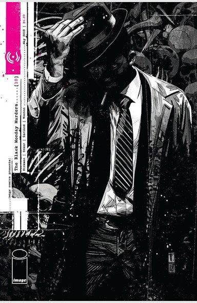 The Black Monday Murders #10